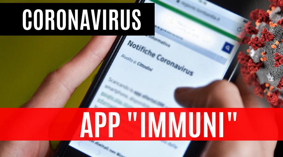 app-immuni-coronavirus